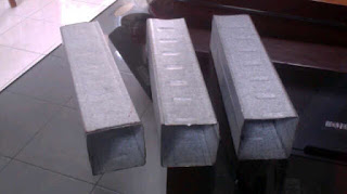 Distributor Supplier Besi Hollow Hitam Galvanil Galvanis Di