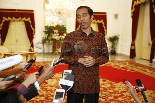 Jokowi: Umat Islam Jangan Terjebak Fitnah, Alquran Harus Dijadikan Pedoman Hidup