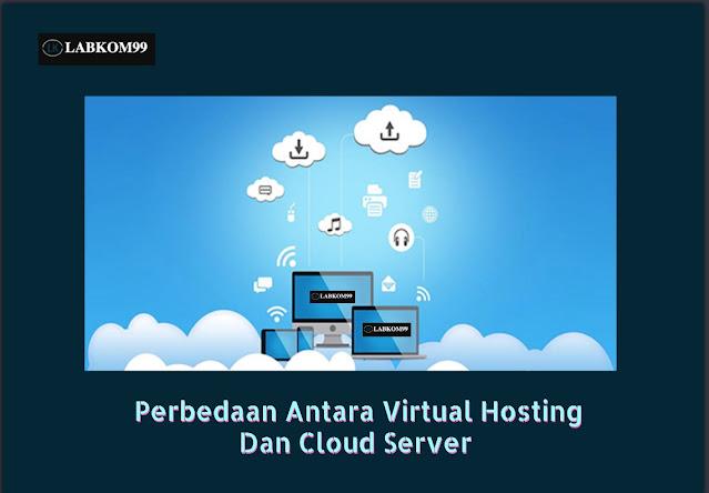Perbedaan Antara Virtual Hosting Dan Cloud Server