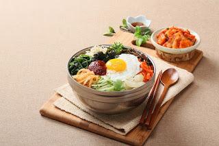 Resep masakan korea, bibimbap