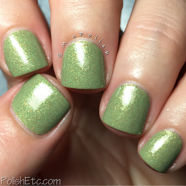 Whimsical Ideas by Pam - The Hallowhimsy Collection 2016 - McPolish - A Variety of Moss