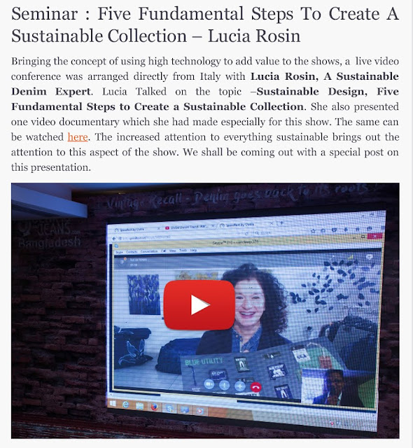 Five fundamental steps to create a sustainable collection