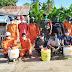 Mantap ! Gerak Cepat Relawan Covid-19 Desa Lamantu lakukan Penyemprotan dan Edukasi Masyarakat