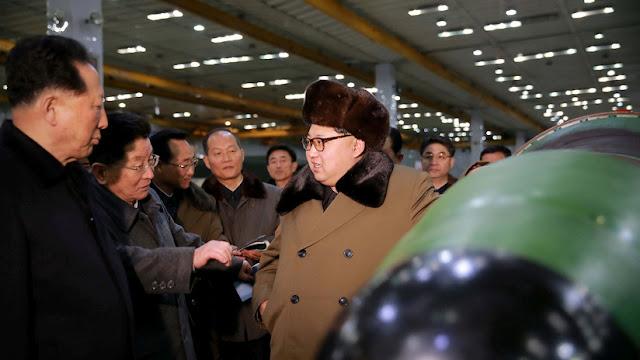 """Corea del Norte: """"Nuestro programa nuclear está dirigido únicamente contra EE.UU."""""""