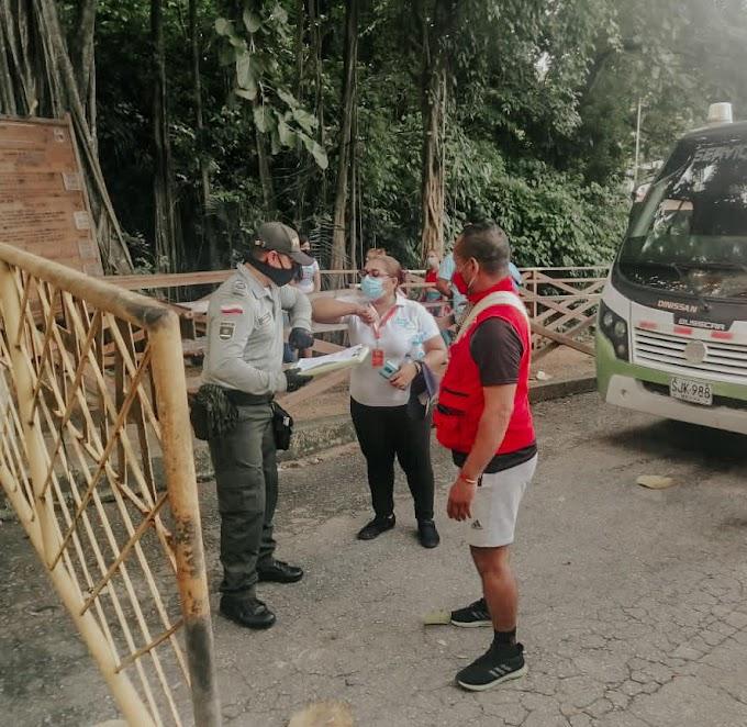 Exitosa reapertura del Parque Nacional Natural Tayrona
