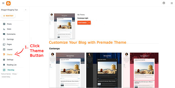 How to Start a Free Blog on Blogspot Image 9