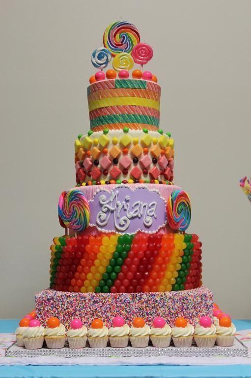 y mini cupcakes