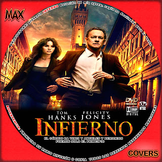INFIERNO GALLETA MAXCOVERS