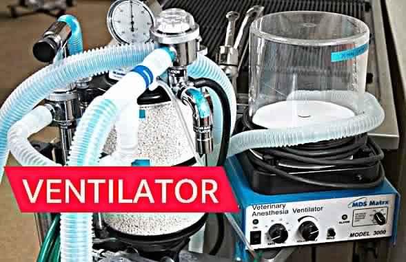 ventilator machine photo
