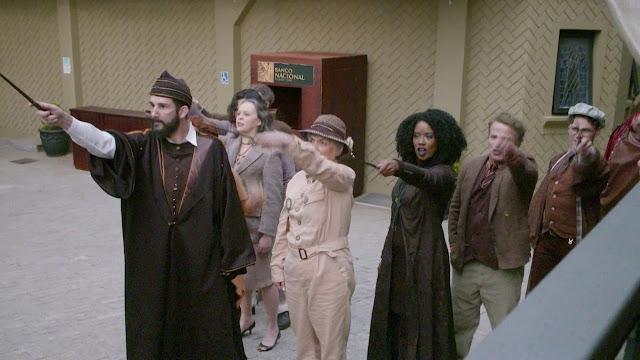 Programa 'Como Será?' mostra como é um curso de formação de bruxo no melhor estilo 'Harry Potter' | Ordem da Fênix Brasileira