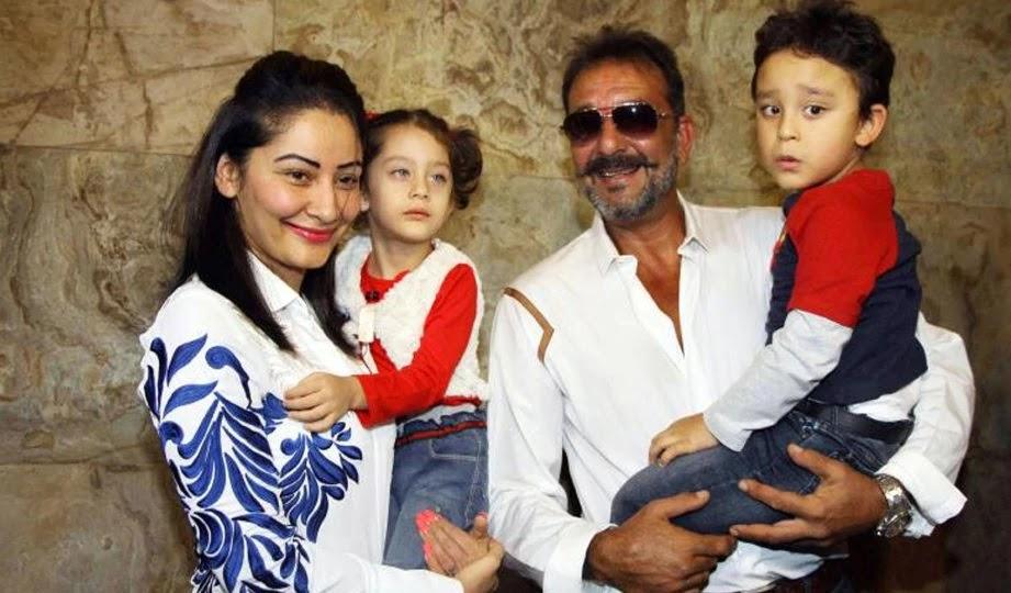 Sanjay Dutt Harap Anak Lebih Baik