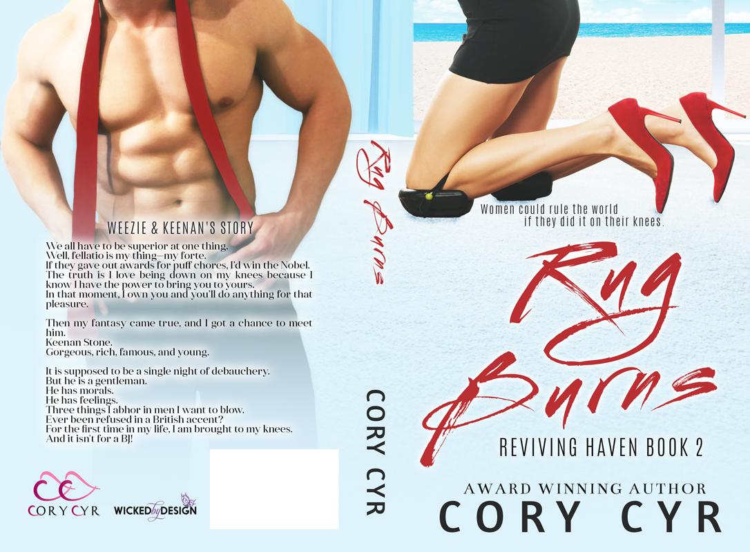 Words Turn Me On: Rug Burn (Reviving Haven #2) by Cory Cyr