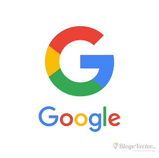 Google Logo vector (.cdr)