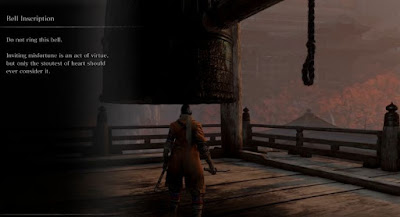 Demon Bell Location, Turn On, Deactivate, Bonuses Items, Sekiro SDT
