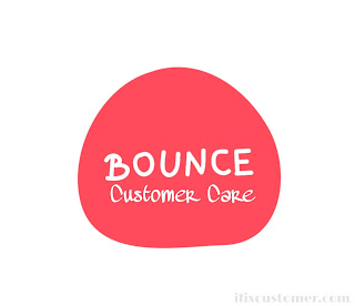 Bounce customer care number