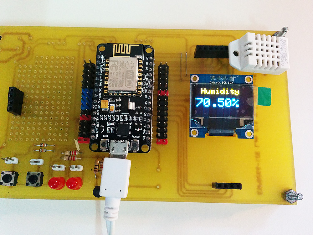 Android arduino control and esp iot with