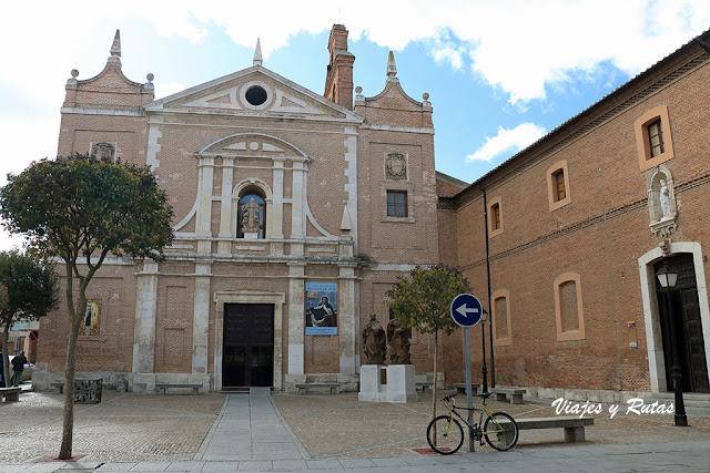 Convento de los Carmelitas descalzos de Medina del Campo