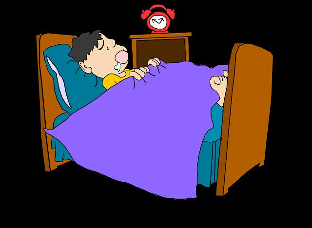 فوائد النوم ليلآ