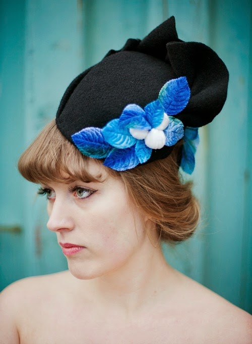 Tanith Rowan Designs Travelling Hat in Norway with Linn Sunniva