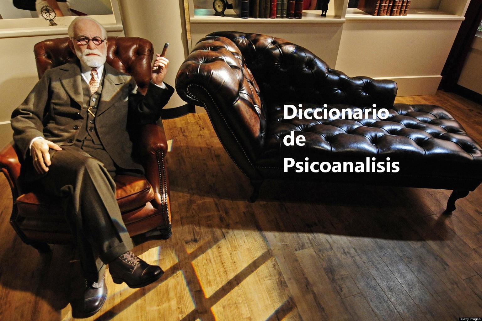 Diccionario de psicoanálisis. PDF