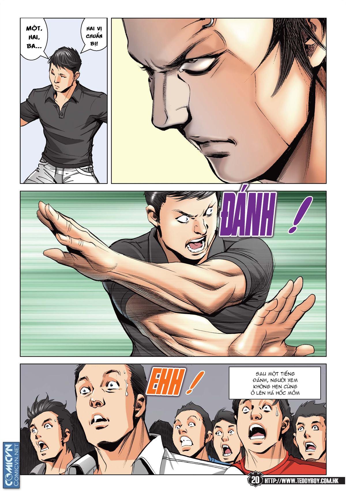 Người Trong Giang Hồ chapter 2148: tiểu mã vs gia đằng nhị trang 16