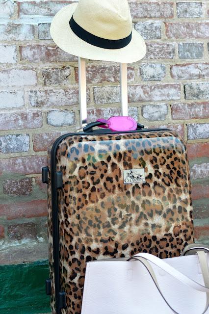 leopard-luggage