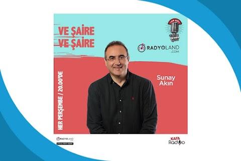 Ve Şaire Ve Şaire Sunay Akın Podcast