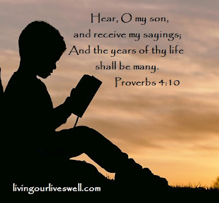 Proverbs 4 Scripture Pictures