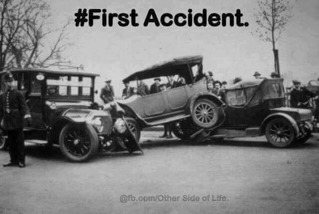 First Accident