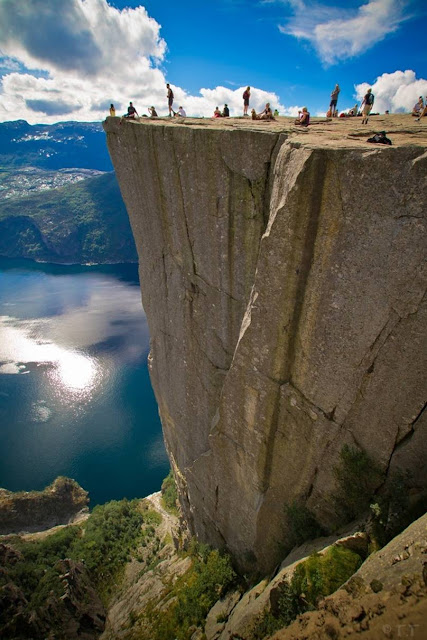 Pulpit Rock - Norway