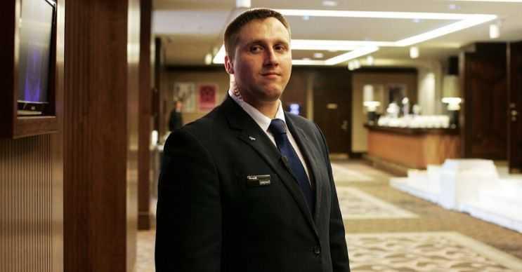 Otel güvenliği görevini yerine getirmiyorsa o iş yerinde iş disiplini yoktur.