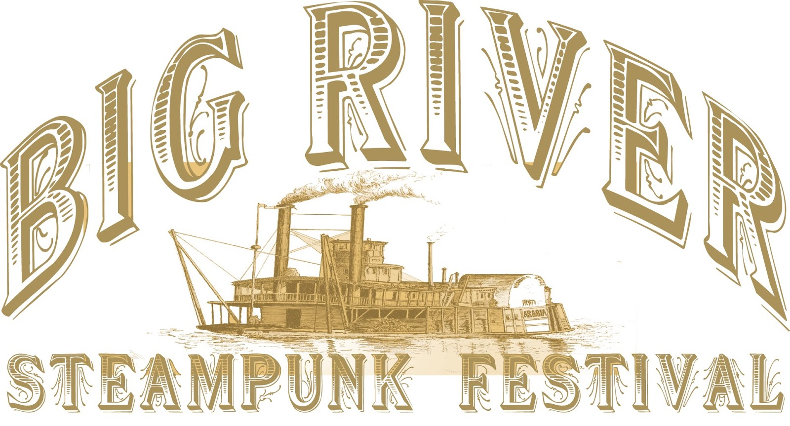 Image result for big river steampunk fest