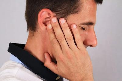 التهاب الاذن الوسطى المزمن