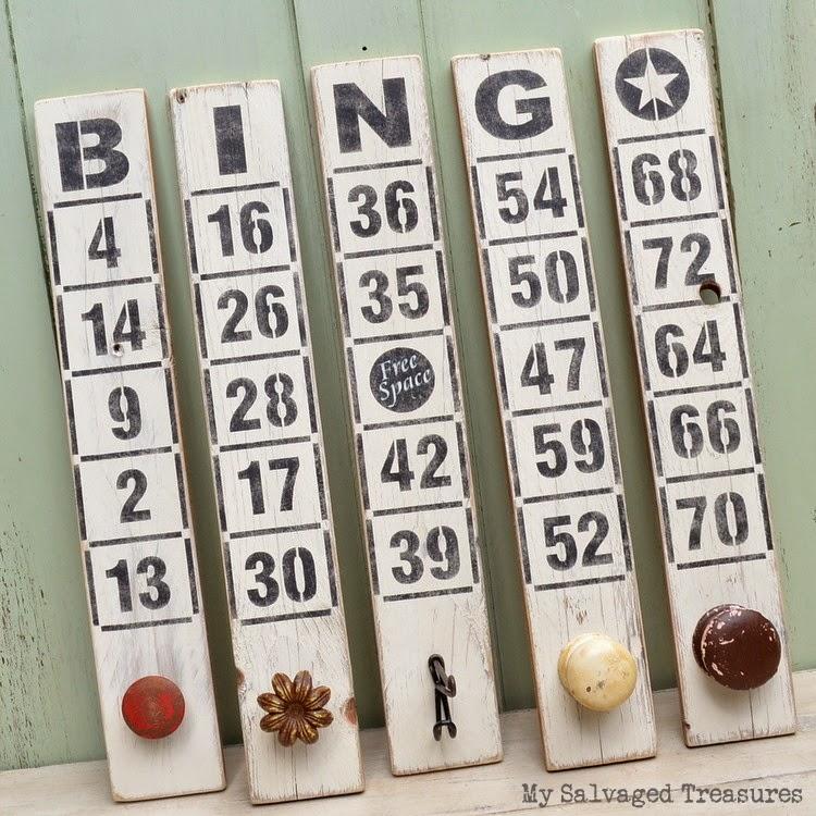 diy bingo