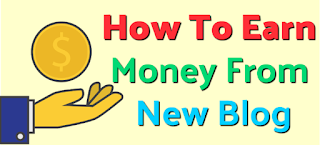 9 Trusted Ways to Make Money From Blogging With New Blog Website