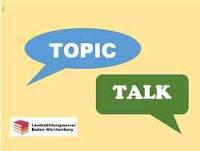 Topic Talk Landesbildungsserver Baden-Württemberg