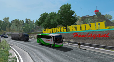 Map PATAS V1 ETS2 1.30 & 1.36 - 1.38