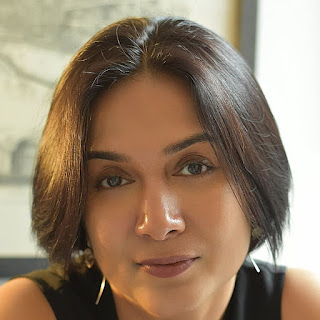 Author Damyanti Biswas