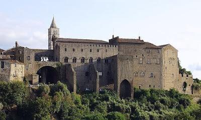 Per una vacanza nel Lazio,ti consiglio la provincia di Viterbo