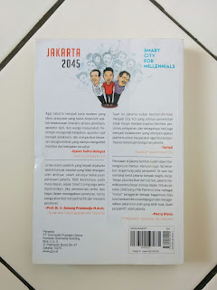 Jakarta 2045: Smart City For Millenials