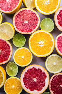 Citrus Fruits, Lemon, Lime,