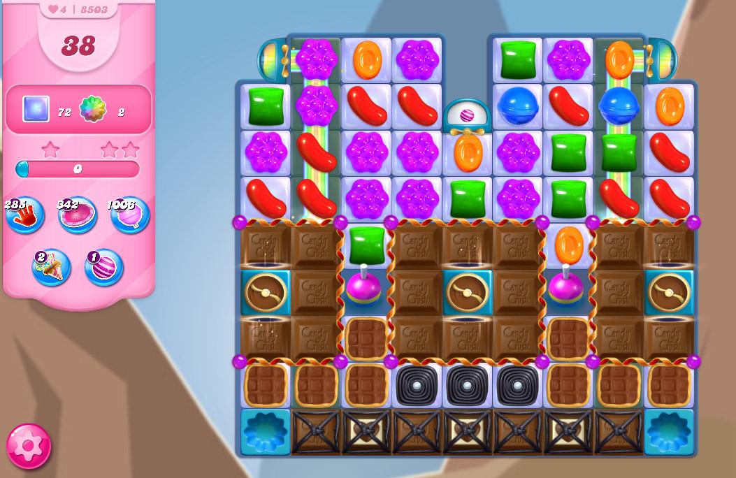 Candy Crush Saga level 8503