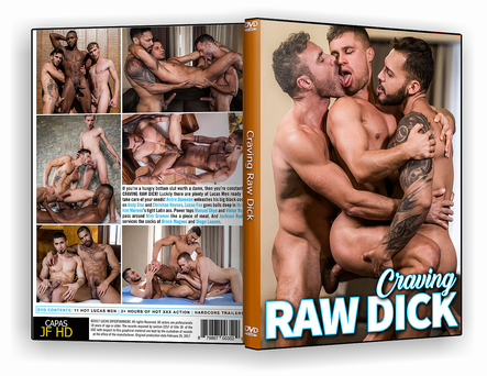 DVD - Craving Raw Dick xxx - ISO