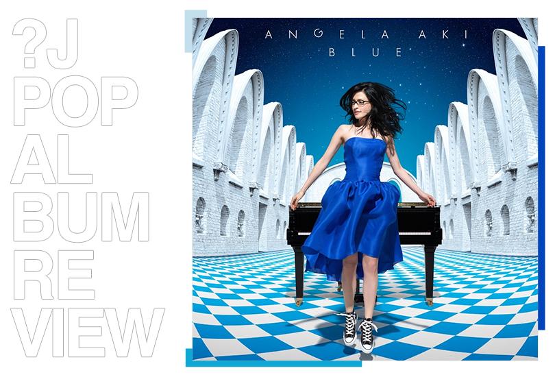 Album review: Angela Aki - Blue | Random J Pop