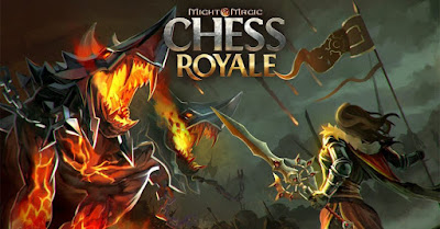 Play Might & Magic: Chess Royale with VPN