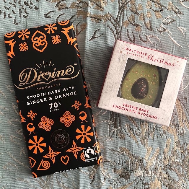 chocolate giveaway, Chez Maximka