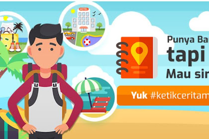 Review Travelblog.id : Website utama para Traveler
