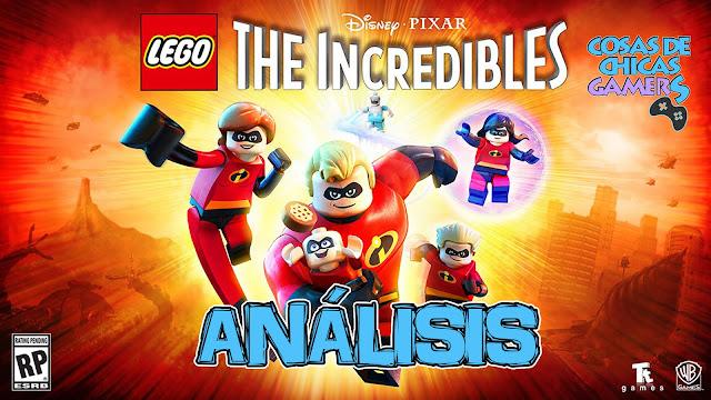 Análisis Lego Los Increíbles PS4