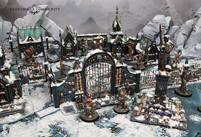 A Look at Warcry Terrain - Faeit 212: Warhammer 40k News and Rumors