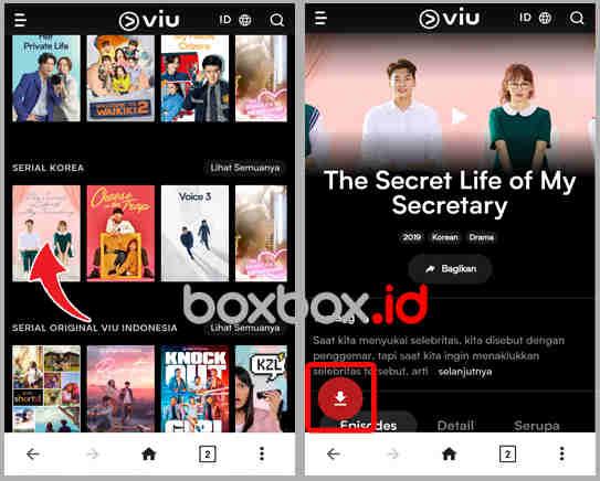 Cara Download Film Di Viu Beserta Subtitle Indonesia Coba Caraku